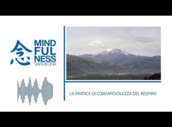 MBSR Pratica di consapevolezza del respiro- meditazione guidata