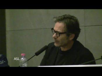 """Massimo Recalcati: """"Il disagio contemporaneo e la sua cura"""" - Jonas Brescia, 29 Aprile 2016"""
