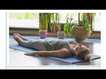 MBSR Pratica del body scan - meditazione guidata